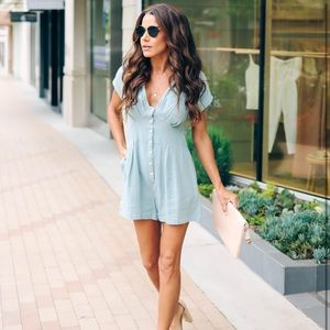 VICI COLLECTION Romper